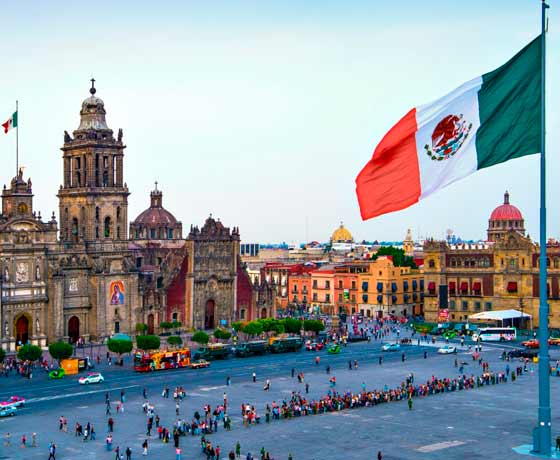 ZÓCALO, TEOTIHUACÁN, BASÍLICA, TEMPLO MAYOR, MUSEOS, XOCHIMILCO, PUEBLA - LA SILLA TOURS